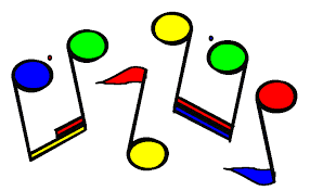 Animated Music Clipart