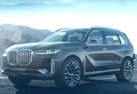 Bmw x7 Concept iperformance - concept Vehicle, bmw, usa