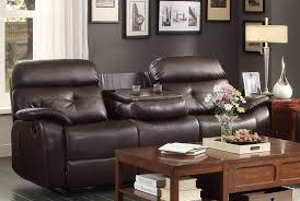 full size of theater recliners with cup holders paramount brindle power recliner reclining sofas with tray