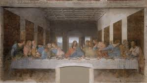 how leonardo da vinci painted us all into the last supper