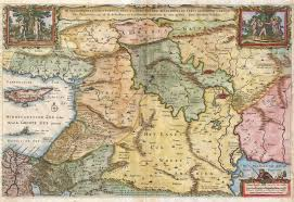 file visscher map of the holy land or the earthly paradise
