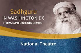 are you stressed out meet mingle tate with sadhguru in washington dc