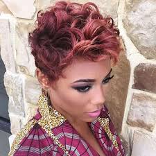 Black Woman Short Hair Cut Styles 20 Cool Hairstyles For Round