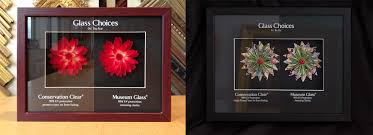 there is also non reflective glass also called museum glass available at your local framer a common brand is true vue