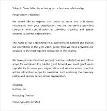 Business Format Cover Letters - April.onthemarch.co
