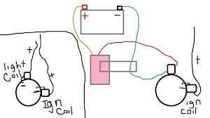 lighting coil wiring wiring diagrams best i am new here and new to r s need lighting help coil to distributor wiring lighting coil wiring