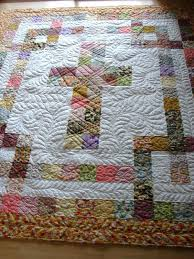 Wedding Quilts Ideas – boltonphoenixtheatre.com & Wedding Quilt Block Ideas Wow She Even Quilted Bible Verses In It This  Cross Quilt Is ... Adamdwight.com