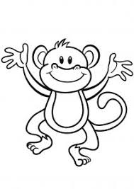 Download 2,006 monkey coloring stock illustrations, vectors & clipart for free or amazingly low rates! Monkeys Free Printable Coloring Pages For Kids