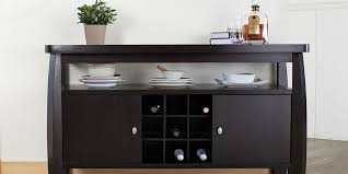 dining room credenza hutch. sideboards, buffets sideboards buffet hutch dark wood table: stunning dining room credenza e