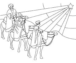Speciale Dagen Kleurplaat Drie Koningen Animaatjesnl