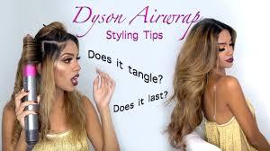 Dyson Airwrap Test Unterschiedliche Haartypen Im Check