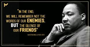 22 Quotes Of Sanity By Martin Luther King Jr
