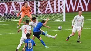 penalties in Euro 2020 Semi-Final ...