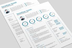 Fantastic Indesign Resume Templates Download Contemporary Entry