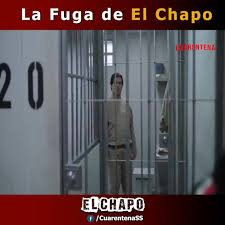F U C K G I R L - La fuga de EL CHAPO