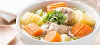 Resep Sup Ayam Lezat Bergizi, Biar Anak Suka Sayuran | OKEMOM