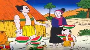 Sự tích quả dưa hấu   Mai an Tiêm   Kể chuyện cổ tích   Kể chuyện bé nghe   Truyện  Cổ Tích Việt Nam - YouTube