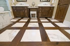 Hardwood Flooring in Bathrooms traditional-bathroom