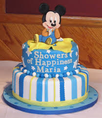 The Ultimate Collection Of Free DB Printables Recipes U0026 Craft Baby Mickey Baby Shower Cakes