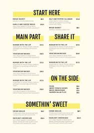 59 Best Menu Maker Diy Menu Templates Food Drink Images Menu
