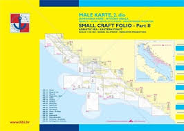 Buy Sea Charts Nautical Chart Harbour Plan Croatia Adriatic Sea Eastern Coast Part 2 Buy Nutical Charts Product On Alibaba Com