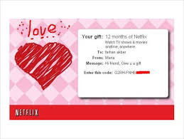 gift certificates format 5 netflix gift certificate templates free sample example format