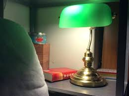 bankers table lamp green green banker lamp vintage bankers desk lamp library lamp classic green bankers table lamp