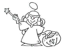 Halloween Coloring Pages For Toddlers Preschool And Kindergarten