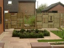 garden screen. Windbreak, Ornamental Garden Screen