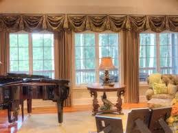 window treatments. Beautiful Window Drapery Galleries With Window Treatments