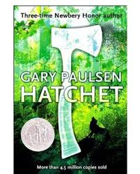 Image result for hatchet book images