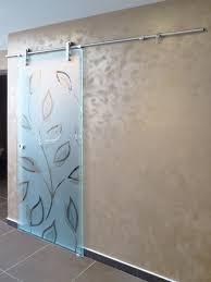 sliding glass barn doors creative