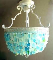 beach themed light fixtures sea glass light fixtures sea glass ceiling light beach themed chandeliers chandelier