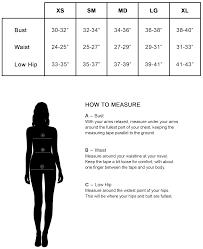 Splits59 Size Chart Airweight High Waist 7 8 Legging Black