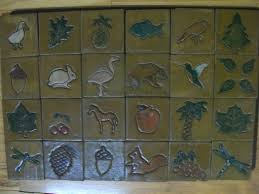 Arts And Crafts Decorative Tiles Arts and Crafts Tile Pictures COTTAGE CRAFT TILE Hand made Arts 62