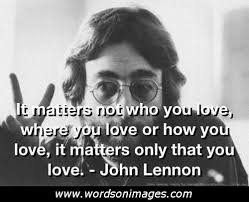 Beatles Love Quotes Simple The Beatles Love You Quote