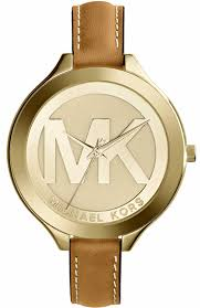 women s michael kors slim runway watch mk2326