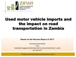 Based On The Review Report Of 2017 Presented By Zali Chikuba