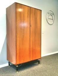 midcentury modern armoire modern mid century modern jewelry vintage e g plan mahogany and teak wardrobe mid midcentury modern armoire
