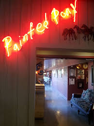 Lighting Stores St George Utah Painted Pony Restaurant Located On Main Street In The