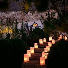 beautiful outdoor lighting. Outdoor Lights For Safe Yard Landscaping, Beautiful Stairs Lighting N