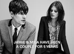 Jamie Burke – Kooples Campaign S/S 2014 – Models 1 Blog