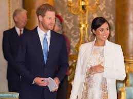 Meghan Markle And Prince Harry Welcome A Baby Boy To The Royal Family : NPR