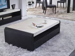 Modern Marble Coffee Table Black Marble Coffee Table Mahal Coffee Table White With Black