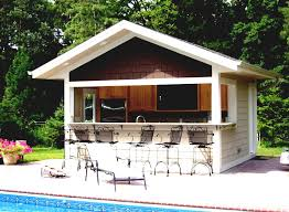 pool house plans ideas. Pool House Bar Ideas M Kitchen Black Wicker Stools Outdoor Design . Plans S