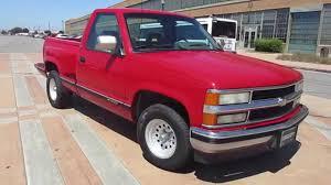 All Chevy 94 chevy stepside : 1994 Red Chevrolet Silverado Stepside Walkaround - YouTube