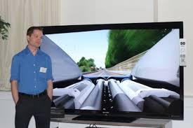 Sharp\u0027s 80-inch smart TV goes 3D - CNET