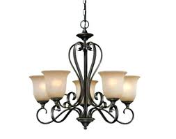 home improvement brushed bronze chandelier 5 light oil with gold accent at rubbed dining room fixtures hampton bay 2 crystal tier chandel