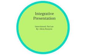 Integrative Presentation by Alicia Runyon