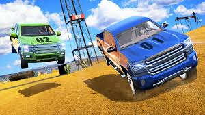 Offroad Pickup Truck Simulator - Android games - Download free ...